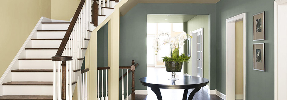 Paint 4 perfection interior painting services ny painting contractor - Interior exterior painting services set ...