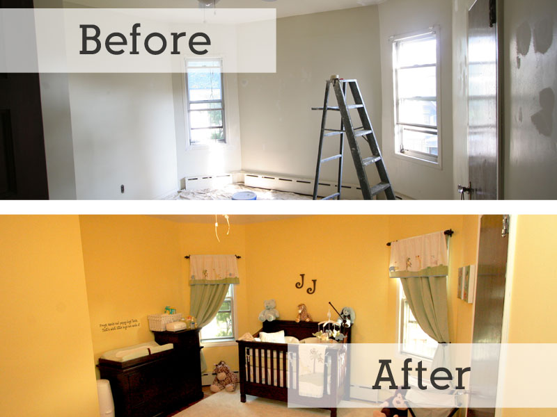Paint 4 perfection portfolio of painting services ny painting contractor - Painting tips will make home come alive ...